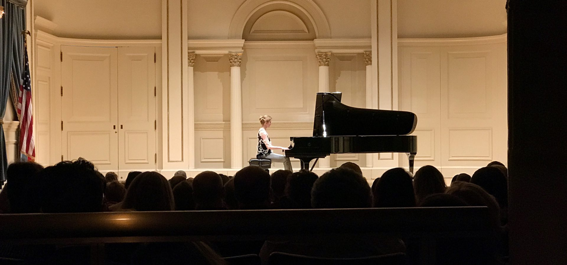 Carnegie Hall debut: Reviews